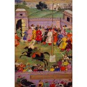 PA-01 Archery Competition-Mughal, India