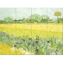 PA-236 PA-236 Field with Flowers near Arles-Vincent van Gogh1888